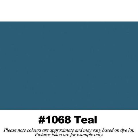 "#1068 Teal Broadcloth (45"" Wide) - HomeTex.ca"