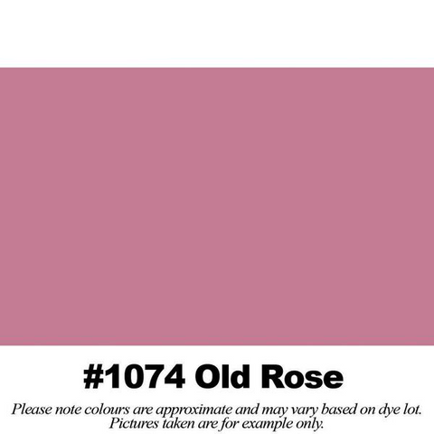 "#1074 Old Rose Broadcloth (45"" Wide) - HomeTex.ca"