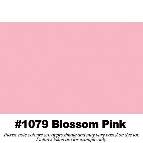 "#1079 Blossom Pink Broadcloth (45"" Wide) - HomeTex.ca"
