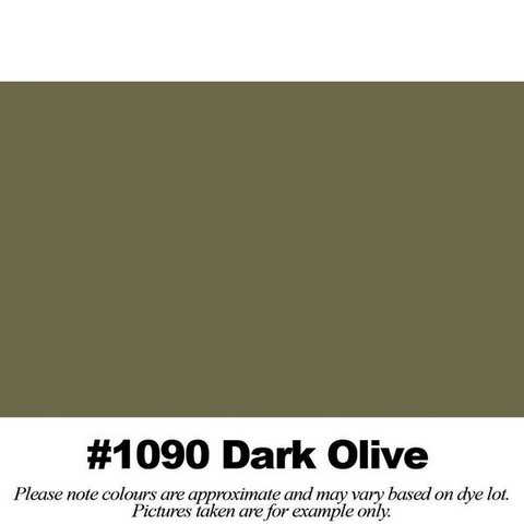 "#1090 Dark Olive Broadcloth (45"" Wide) - HomeTex.ca"