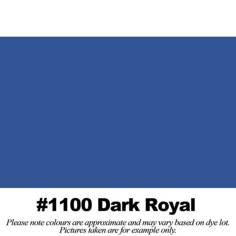 "#1100 Dark Royal Broadcloth (45"" Wide) - HomeTex.ca"