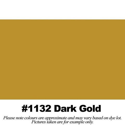 "#1132 Dark Gold Broadcloth (45"" Wide) - HomeTex.ca"