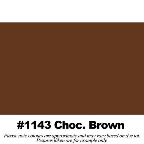 "#1143 Chocolate Brown Broadcloth (45"" Wide) - HomeTex.ca"