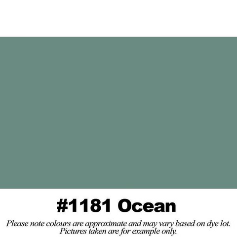 "#1181 Ocean Broadcloth (45"" Wide) - HomeTex.ca"