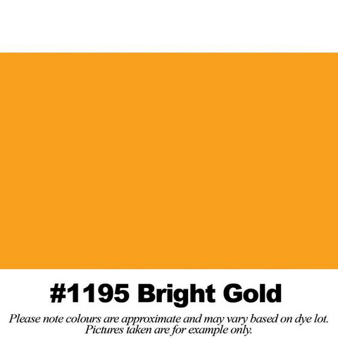 "#1195 Bright Gold Broadcloth (45"" Wide) - HomeTex.ca"
