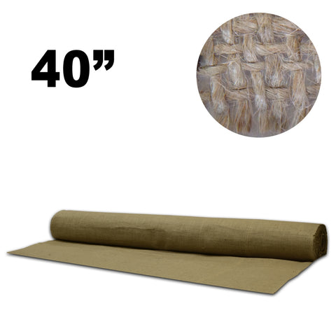 "40"" Wide Burlap - HomeTex.ca"