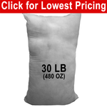 30 lb Bag - Polyester Stuffing - HomeTex.ca