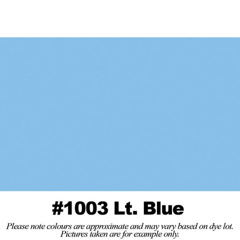 "#1003 Light Blue Broadcloth (45"" Wide) - HomeTex.ca"