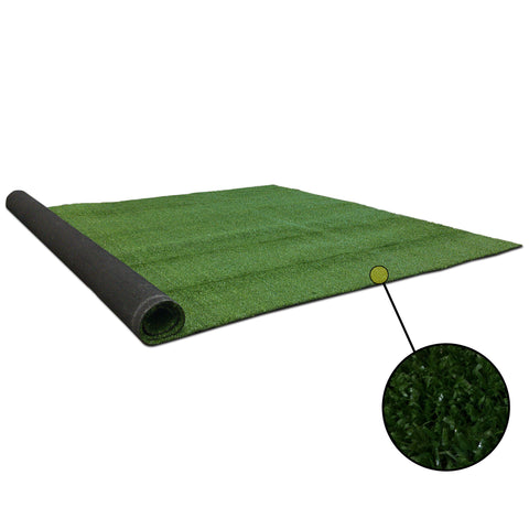 Artificial Grass Turf Rug (6.5' x 6.5') - HomeTex.ca
