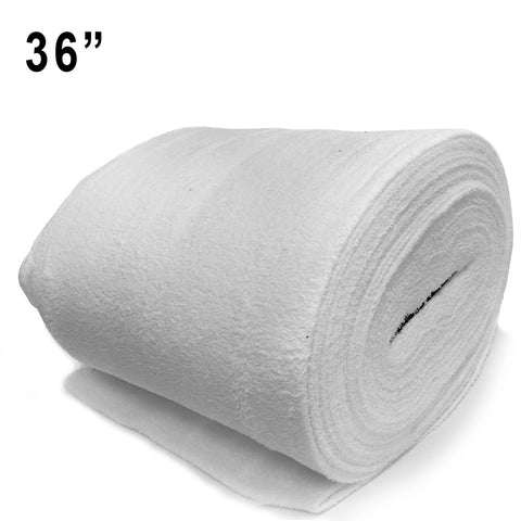 "White Terry Cloth - 36"" Wide - HomeTex.ca"