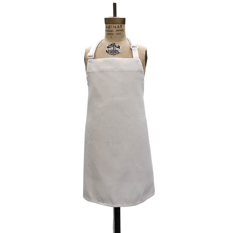 Apron - White - Polyester (Child Size) (Dozen) - HomeTex.ca