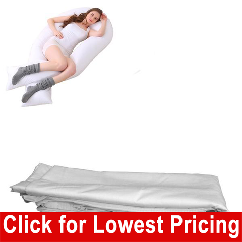 "Total Body Support Bed Pillow Case (17"" x 131"") - HomeTex.ca"