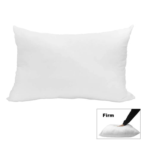 "Premium Bed Pillow 20"" x 36"" King Size (Firm) - HomeTex.ca"