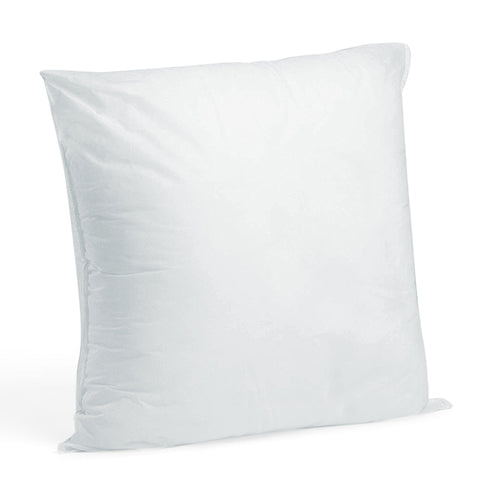 "Pillow Form 10"" x 10"" (Polyester Fill) - HomeTex.ca"