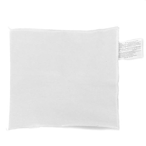 "White Polypropylene Backdrop Fabric Square 19"" x 19"" - Dual Layer (50 Pack) - HomeTex.ca"