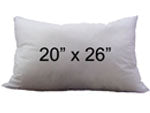 polyester stuffed bed pillow