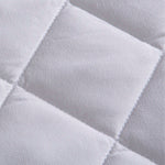 Mattress Pad Diamond Pattern