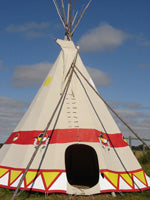 Native Teepee