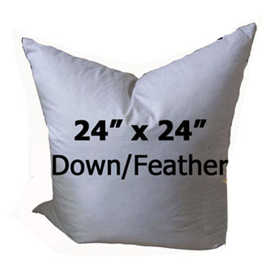Down/Feather Pillow Forms