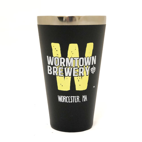 Wormtown Hydro Flask 16oz Pint