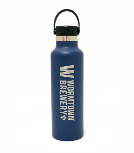 Wormtown Hydro Flask 21oz