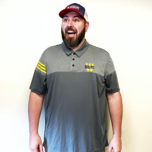 Wormtown Polo Grey