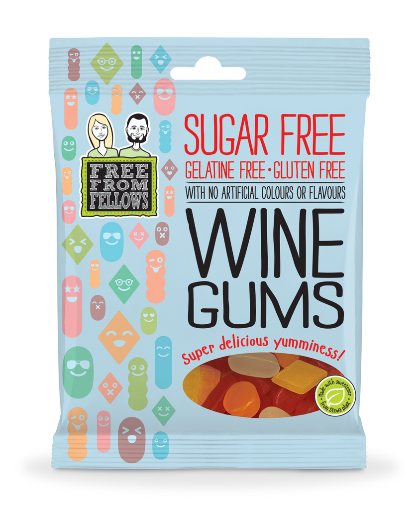 Sugar Free Wine Gums