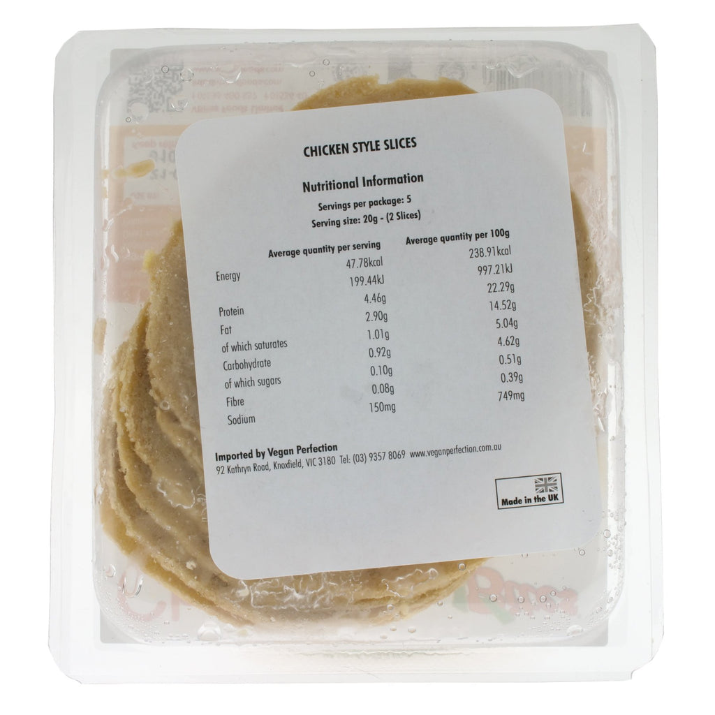 Chicken Style Deli Slices