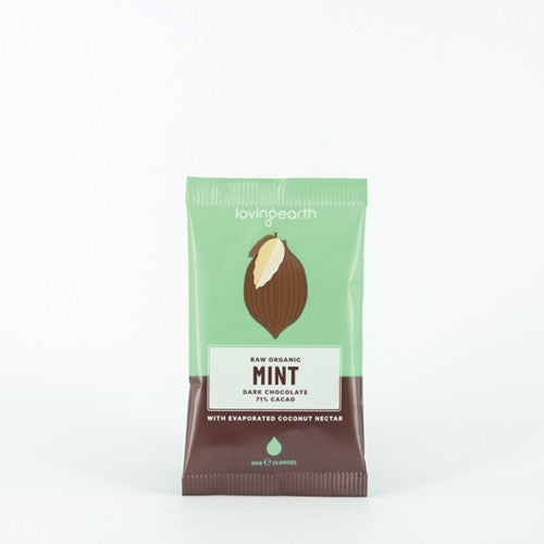 Mint Dark Chocolate 30g