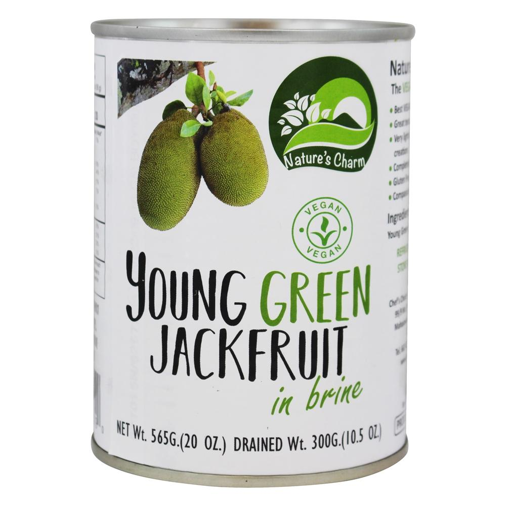Young Jackfruit in Brine