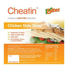 VBites Chickin Style Slices 100g