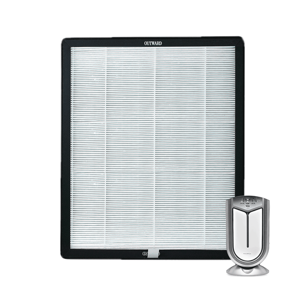 Newport 9000 & Air Shield Activated Carbon/HEPA Filter