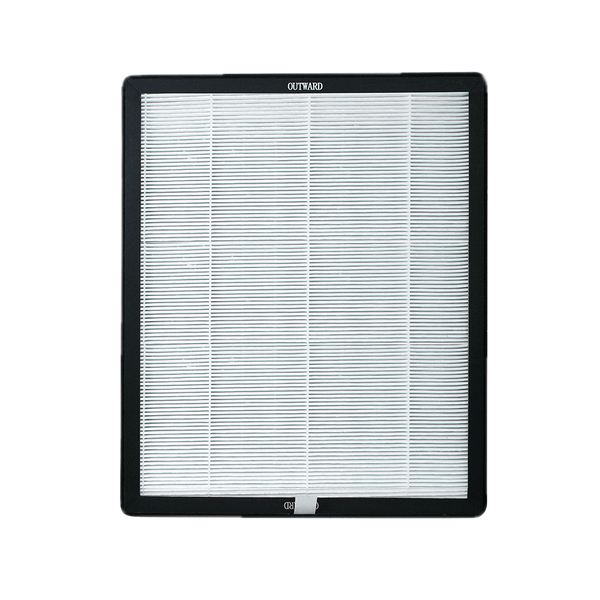 Air Shield Activated Carbon/HEPA Filter