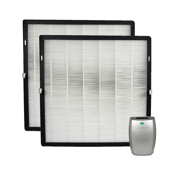 Set of 2 Newport Ultra Activated Carbon/HEPA Filters