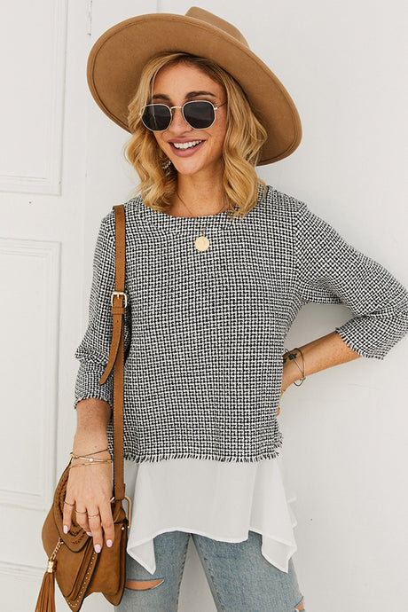 Patchwork Top