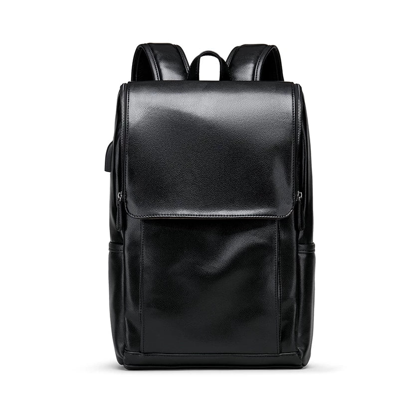 Casual Black Backpack - doitRight.store
