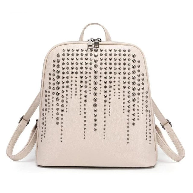 Vintage Stud Small Backpack - doitRight.store