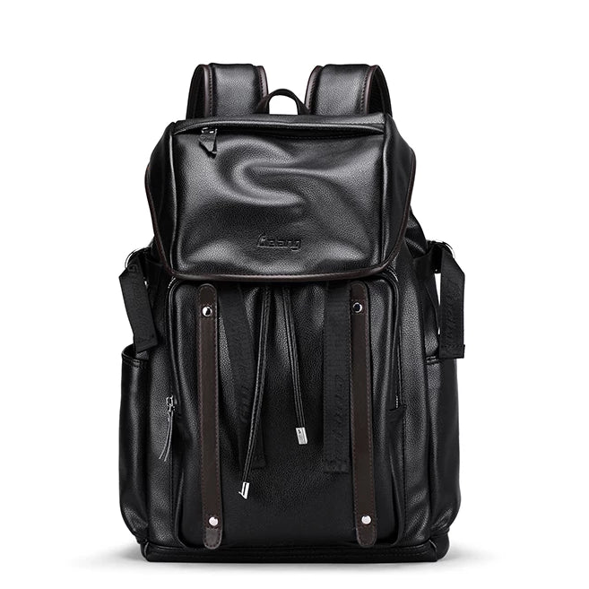 String College Black Backpack - doitRight.store