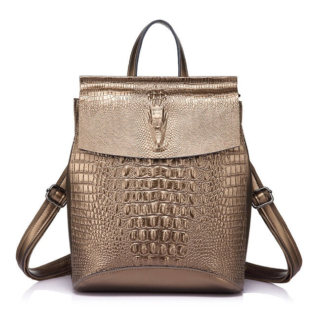 Crocodile Multi-way Backpack - doitRight.store