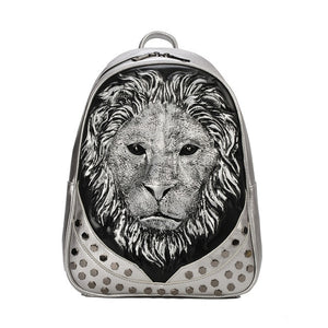 Lion 3D Backpack - doitRight.store