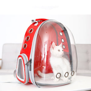 Pet Carrier Transparent Capsule - doitRight.store