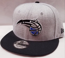 Load image into Gallery viewer, New Era 2Tone Orlando Magic Snapback