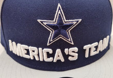 Load image into Gallery viewer, New Era NFL 18 Spotlight Dallas Cowboys Snapback
