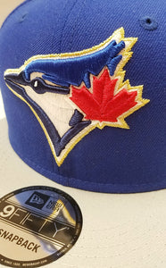 New Era Glory Turn Toronto Blue Jays Snapback