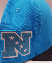 Load image into Gallery viewer, New Era Team Patcher Carolina Panthers Snapback