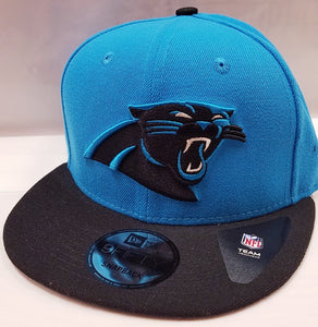 New Era Team Patcher Carolina Panthers Snapback