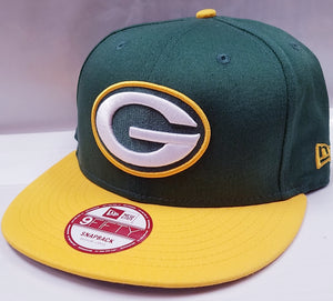 New Era Baycik Greenbay Packers Snapback