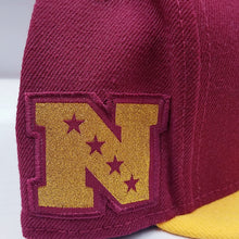 Load image into Gallery viewer, New Era Team Patcher Redskins Snapback