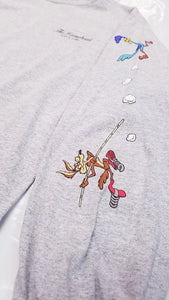 The Hundreds x Looney Toons Acme Longsleeve Tshirt
