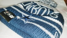 Load image into Gallery viewer, New Era Dallas Cowboys Banner Block Beanie
